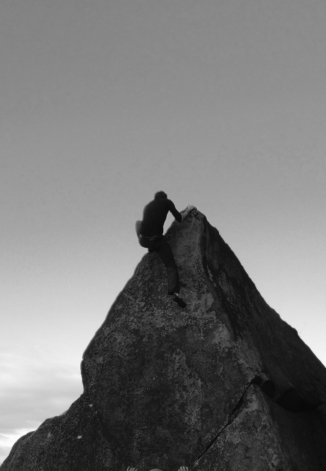 Climber's special