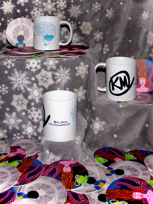 Khilali Arts Mug Bundle