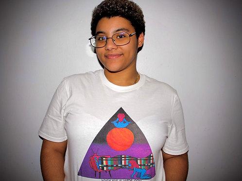 """""""Static"""" T Shirt"""