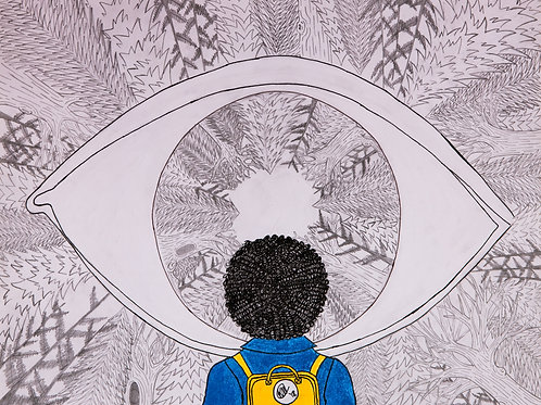 Eye Of Anxiety 2018