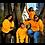 Thumbnail: Khilali Arts Logo Hoodie (Gold)