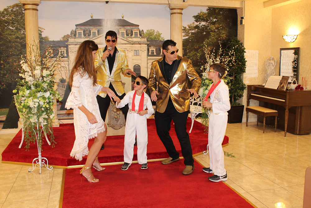 Elvis Vow Renewal