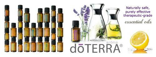 DōTERRA Essential Oils By Rebecca