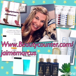 Beauty Counter by Jaime