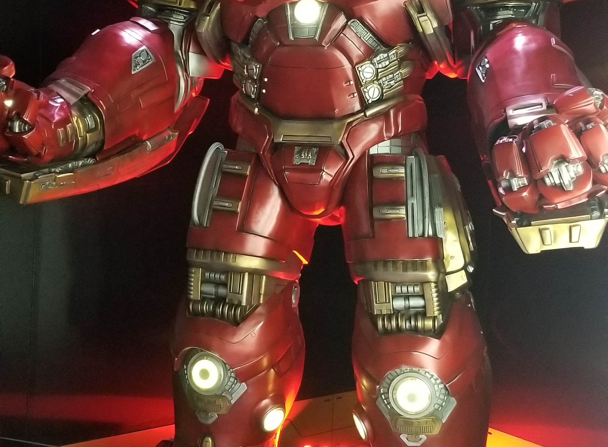 The Marvel Exhibit