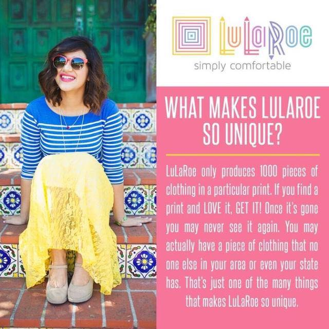 LulaRoe By Lauren