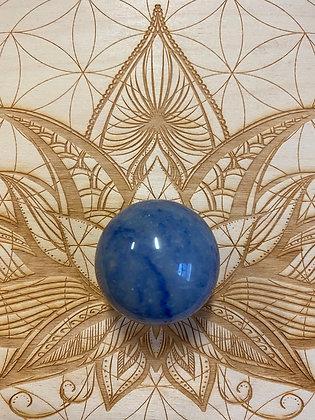 Blue Aventurine Sphere
