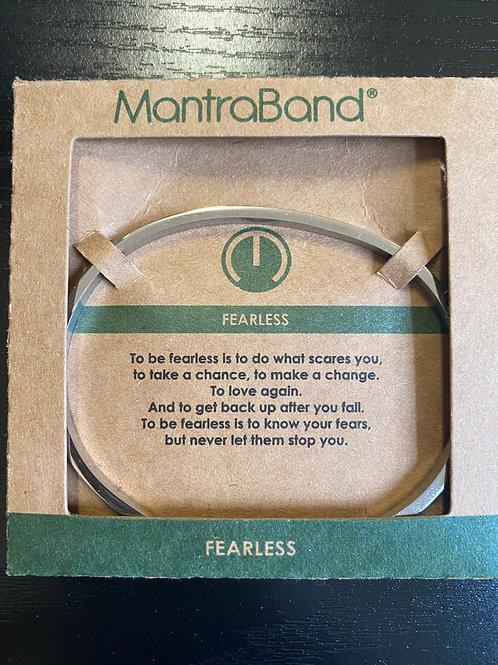 """""""Fearless"""" MantraBand Bracelet"""