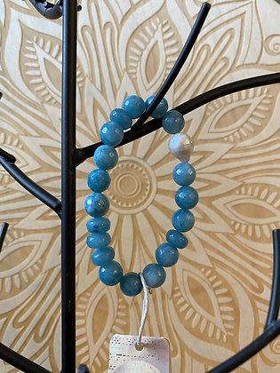 Pearl & Gemstone Bracelet