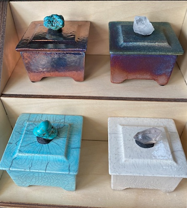 Raku Dream Boxes