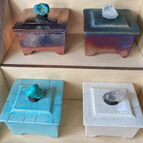 Raku Dream Boxes