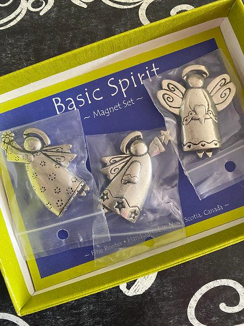 """Basic Spirit """"Angel"""" Magnet Sets"""