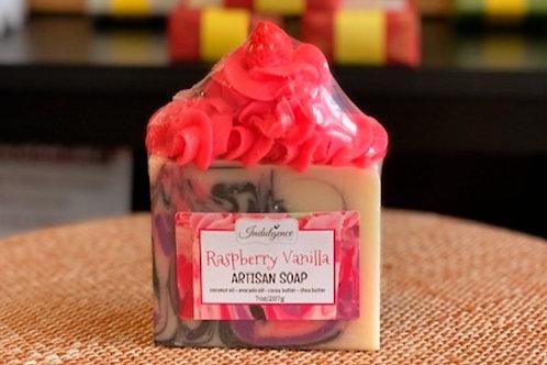 Rasberry Vanilla Artisan Soap