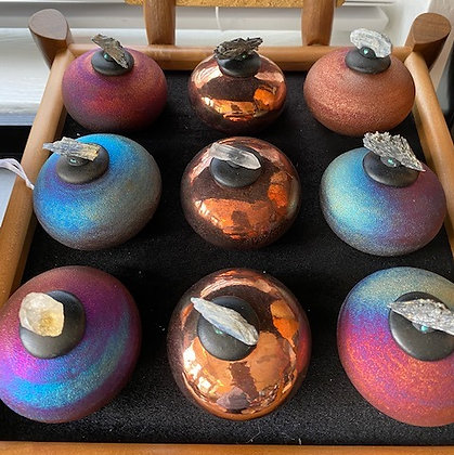 Raku Dream Jars