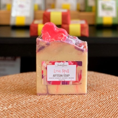 Love Spell Artisan Soap