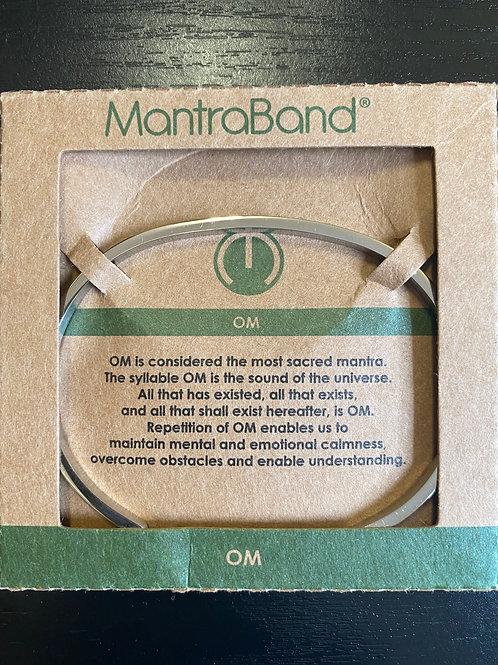 """""""OM"""" MantraBand Bracelet"""