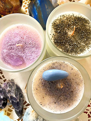 Custom-Made Intention Candles