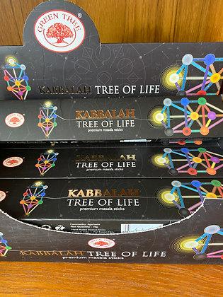Kabbalah Tree Of Life Premium Masala Sticks