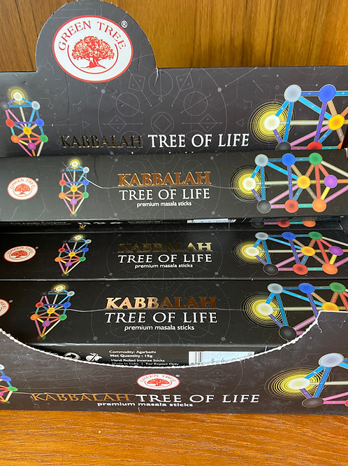Kabbalah Tree Of Life Premium Masala Sticks