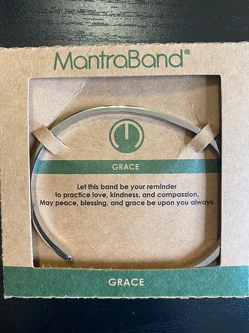 """""""Grace"""" MantraBand Bracelet"""