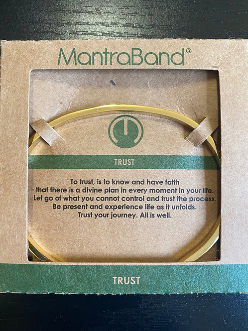"""Trust"" MantraBand Bracelet"