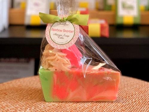 Artisan Soap Cake