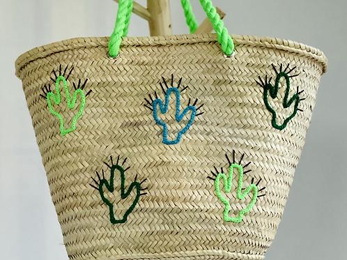 Cactus anses vert vif