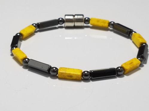 Hematite and Yellow