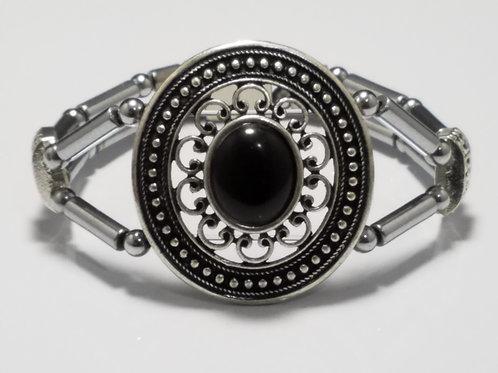 Large Black Pendant