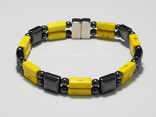 Hematite and Yellow (Steelers)
