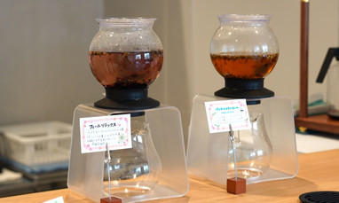 ハーブティー   − ロンネフェルト紅茶 −