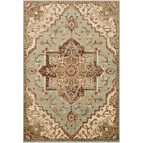 DECORATIVE TOUCH AREA RUG