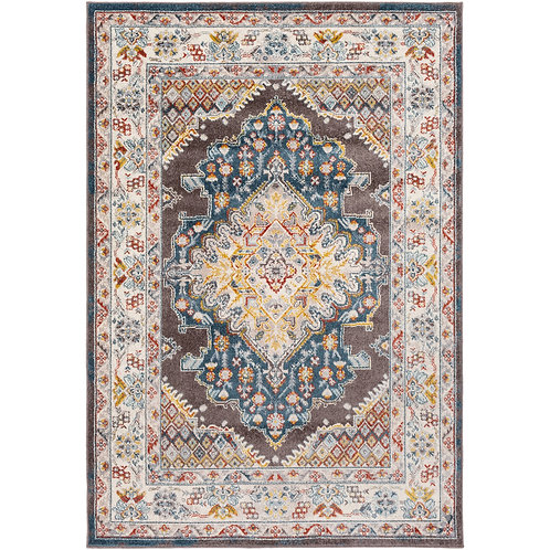 INDIA MADE PRINTED COTTON RUG