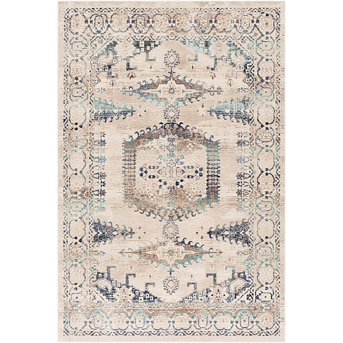 PRINTED IMAGINE AREA RUG