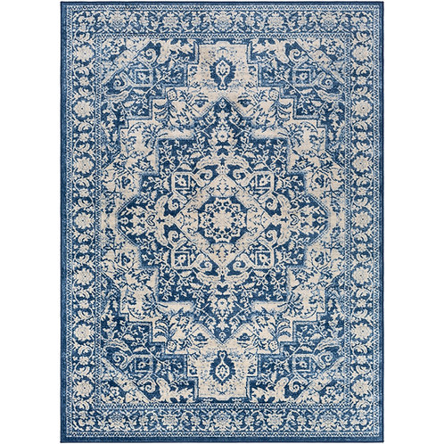 PRINTED TRADITIONAL AREA RUG