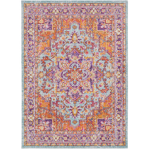 ECO-FRIENDLY COTTON PRINTED RUG