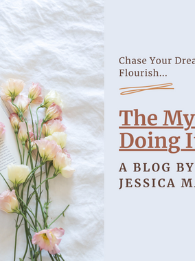 The Myth Of Doing It All!