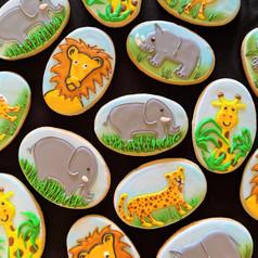 safari animals cookie collection.jpg