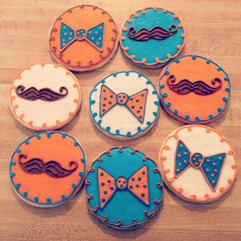 staches and bows cookie collection.jpg