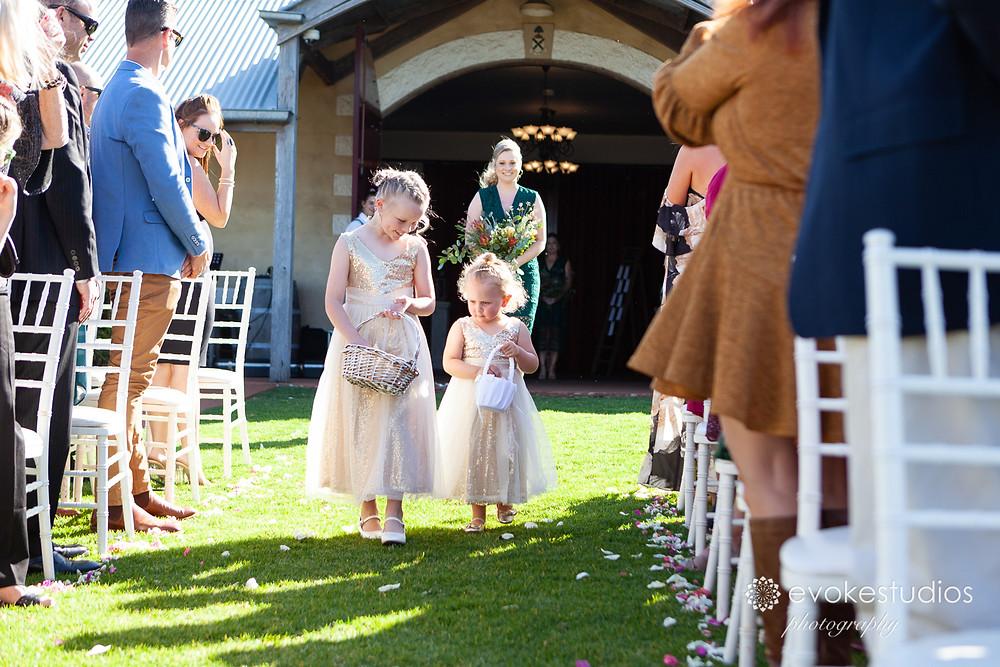 flower girls flaxton gardens
