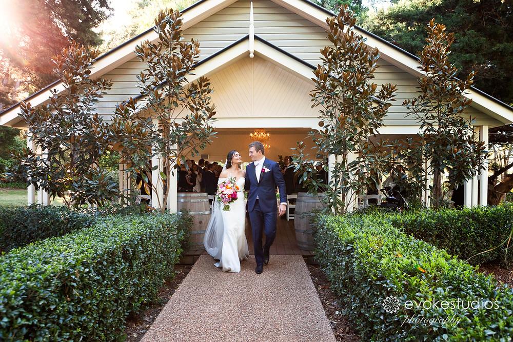 Just married at Gabbinbar