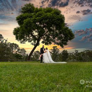 Andrew & Narah's Bearded Dragon Wedding