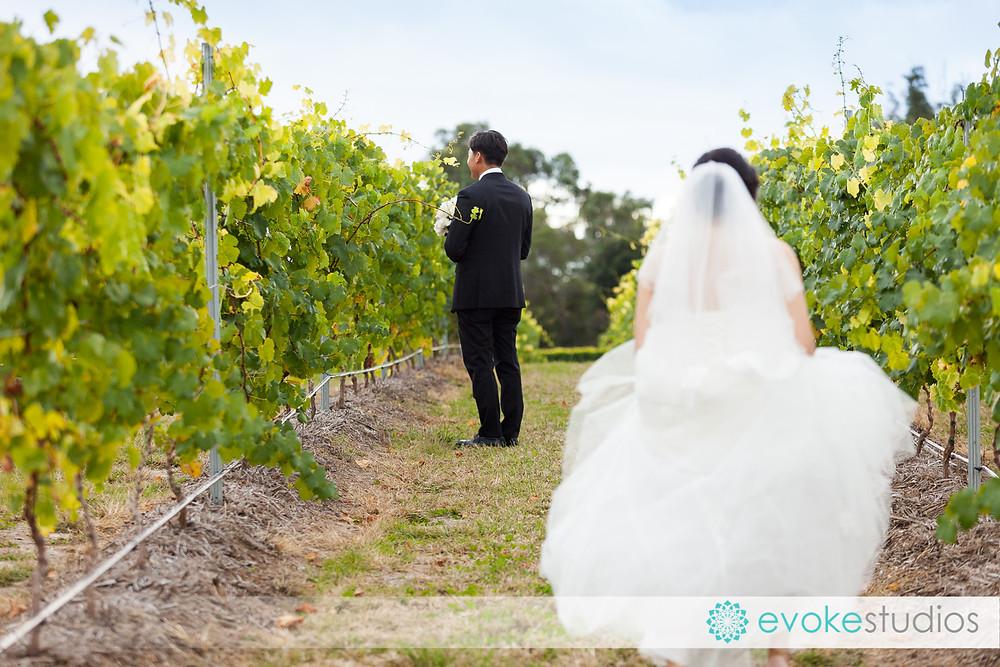 bride creaping