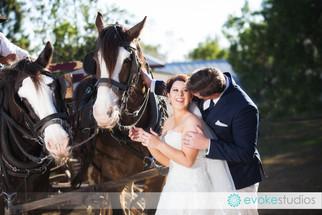 Cameron & Kimberley's Jondaryan Woolshed Country Wedding