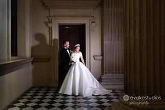 Chris & Marie-Louise Customs House Wedding
