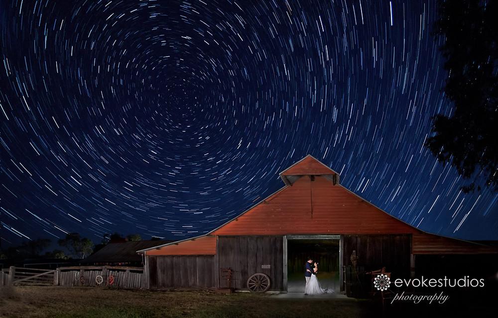 Woolshed wedding photography
