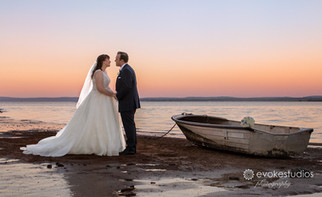 Luke & Debi's Redland Bay Golf Club Wedding
