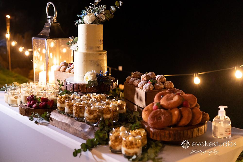 Wedding deserts