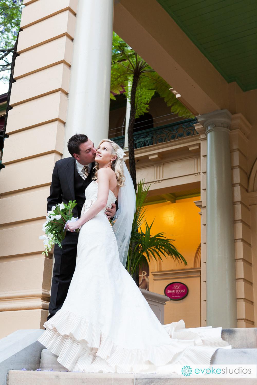 Bride at Stamford