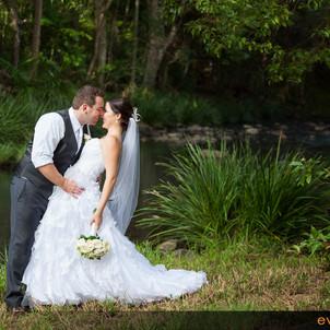 Matt & Jodie Amore Gardens Wedding